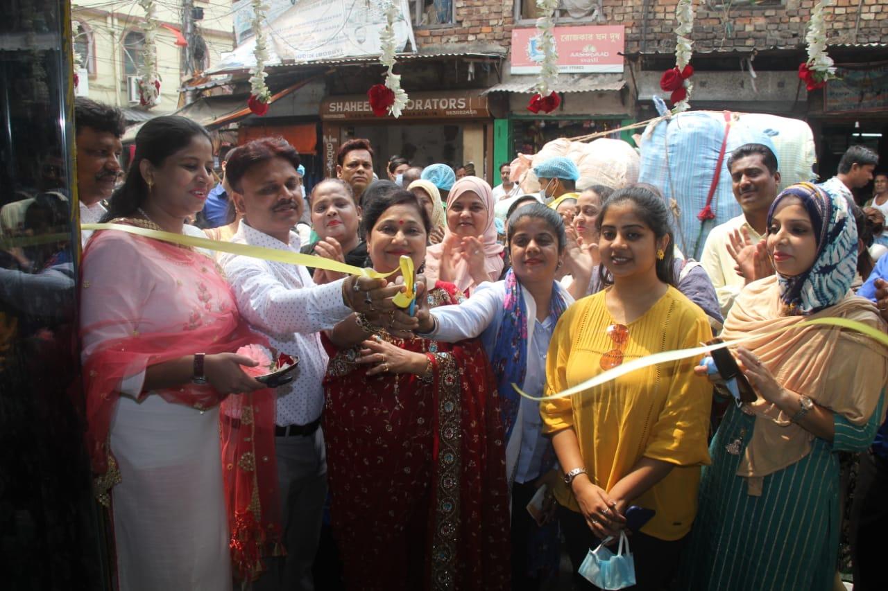 খাস কলকাতায় নয়া স্বাদের ঠিকানা SAHID SAHI DARBAR