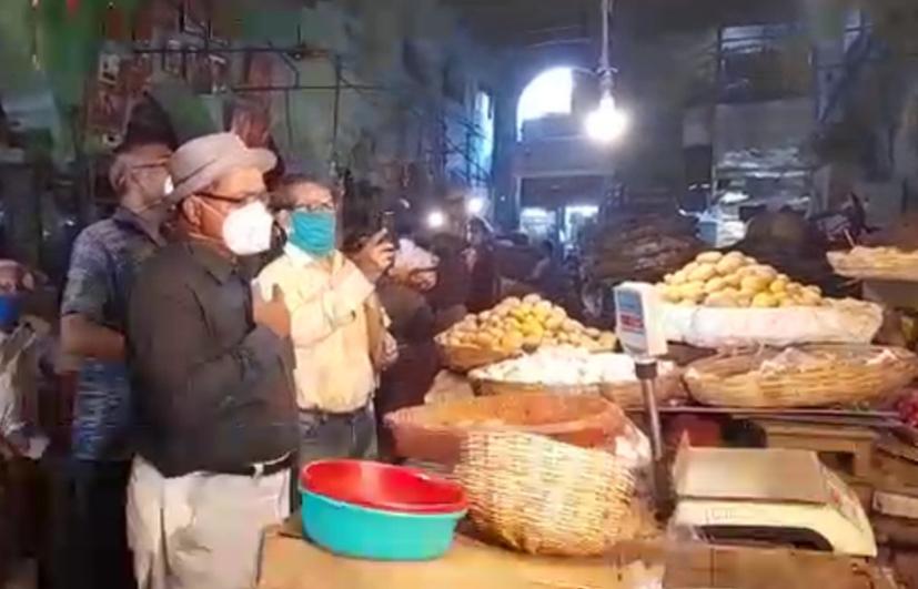 অগ্নিমূল্য আলু, শহরের বাজার গুলিতে দাম বেঁধে দিল এনফোর্সমেন্ট ব্রাঞ্চ