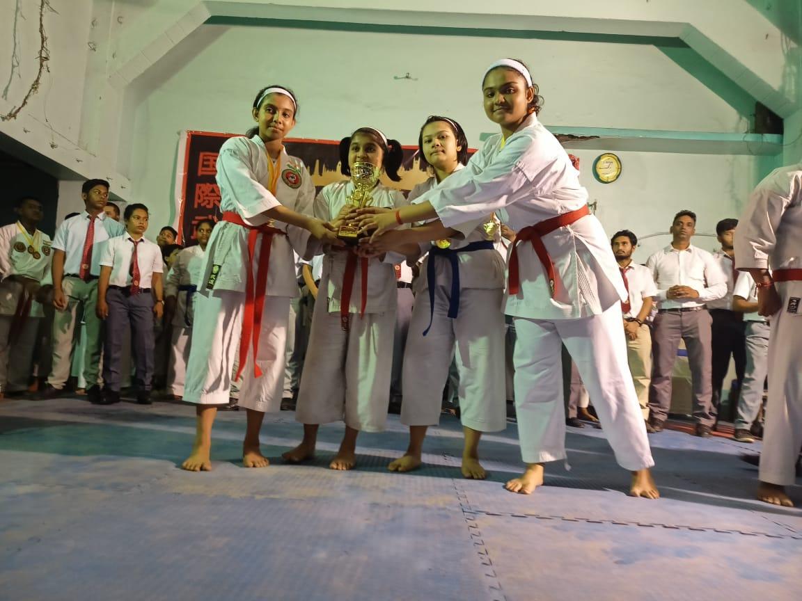 অনুষ্ঠিত হল কলকাতা কাপ ক্যারাটে প্রতিযোগিতা
